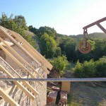 Random image: View from  the Scaffolding
