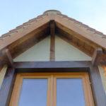 Random image: Detail of Dormer Window