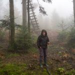 Random image: Lena in the Fog