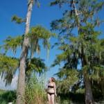 Random image: Lena in the Swamp...