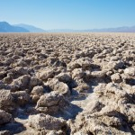 Random image: Death Valley Salt Flats