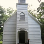 Random image: Palmer Chapel Front