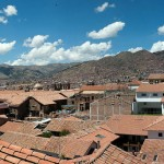 Random image: Panorama of Cusco Old Town