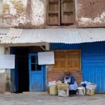 Random image: Street Vendor