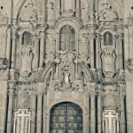 Random image: Pigeons on the Church