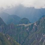 Random image: View of Machu Picchu from Llactapata