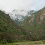 Random image: View from the Trail to Aguas Calientes
