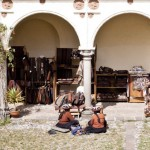 Random image: Quechua Women Weaving