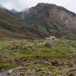 Random image: Approaching Huaracmachay