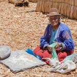 Random image: Woman Grinding Grain