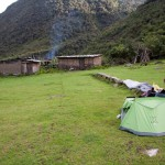 Random image: Campsite in Chaullay