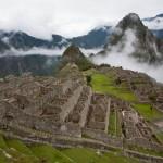 Random image: First View of Machu Picchu