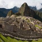 Random image: Machu Picchu in Afternoon Light