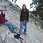 Random image: Hiking on Isla del Sol