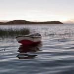 Random image: Boats at Sunset