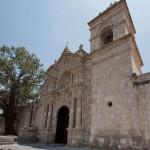 Random image: Iglesia de Yanahuara