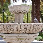 Random image: Fountain in Yanahuara