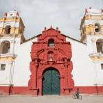 Random image: Church in Huancavelica