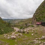 Random image: Train Huancavelica - Huancayo