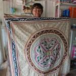 Random image: Lebonita with her Blanket