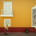 Random image: Street Scene, Casa de la Emancipación