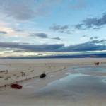 Random image: White Sands Sunset