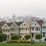 Random image: Painted Ladies on Alamo Square