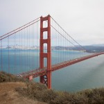 Random image: The Golden Gate