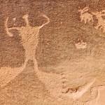 Random image: Native American Petroglyphs