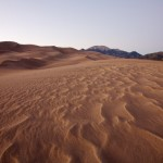 Random image: Great Sand Dunes National Park